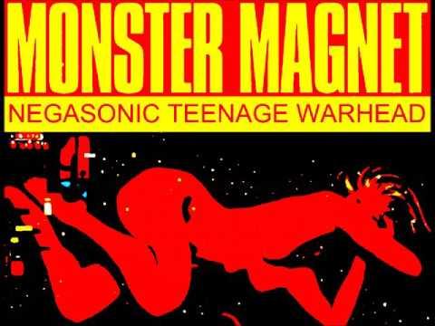 Monster Magnet -  Negasonic Teenage Warhead (Lyrics)