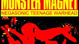 Monster Magnet -  Negasonic Teenage Warhead (Lyrics)