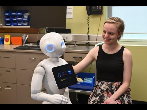 Prescribing a robot 'intervention'