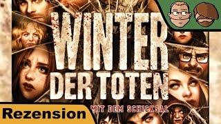 Winter der Toten - Brettspiel - Review