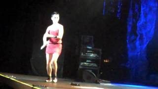 The Cranberries: Waltzing Back, Nokia Theatre: Front Row