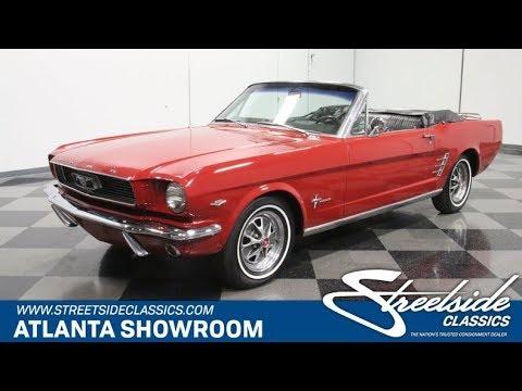 Video of '66 Mustang - PH1U