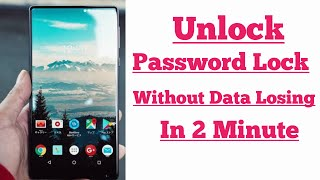 🔴Live Proof - Unlock Android Phone If Forgot Password | Unlock Mobile Password Without Data Delete