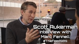 Scott Auckerman on podcasting, innovating and Comedy Bang! Bang!  - The Feed