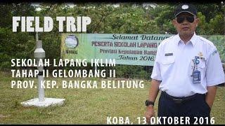BMKG  Field Trip SLI
