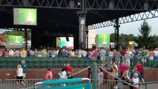 Jimmy Buffett pre concert music 08-23-16