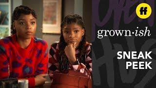 Grown Ish Season 2, Episode 16   Sneak Peek: Zoey's Weekend Plans   Freeform