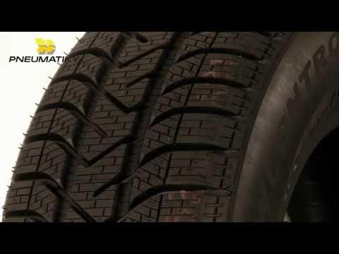 Youtube Pirelli WINTER 190 SNOWCONTROL SERIE II 165/70 R14 81 T Zimní