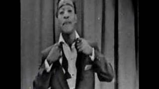 Sammy Davis Jr. sings 'Because of You'
