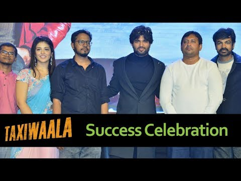 Taxiwala Movie Team Success Meet Highlights