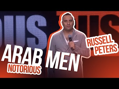 Russell Peters: Arabové