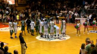 preview picture of video 'Bourg-en-Bresse - Limoges CSP : l'après-match'