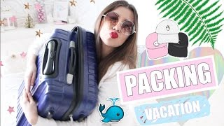 What to Pack For Vacation?// Собираем чемодан! Что в моем чемодане? Лайфхаки #3 // Irina Dream