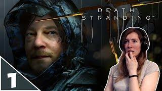 Death Stranding Walkthrough | Part 1 - Dangerous Times!