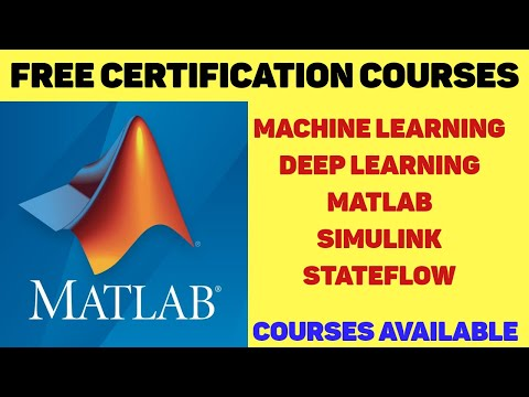 Free Matlab Training Online Courses|5+ Free Courses With ...