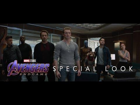 Movie Trailer: Avengers: Endgame (1)