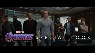 VIDEO: AVENGERS: ENDGAME – Special Look