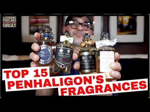 Top 15 Penhaligon's Fragrances | Favorite Penhaligon's Scents + 50ml Bayolea W/Shaving Kit Giveaway