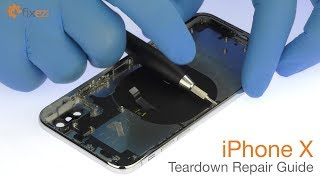 iPhone X Teardown Repair Guide - Fixez.com