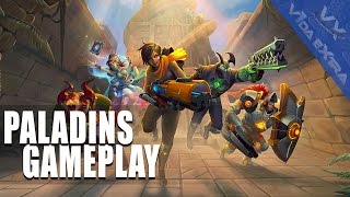 Paladins - Dos horas de gameplay