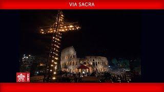 Papa Francisco - Via Sacra 2019-04-19