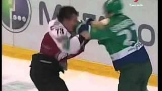 KHL : Salavat Yulaev Ufa vs. Dinamo Riga 1:2 ; 01.12.2011.