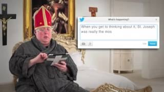 Tweets of the Rich & Famous: Pope Francis #9