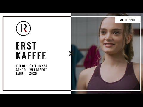 """Hier der Werbespot """"Erst Kaffee"""""""