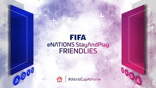 FIFA eFriendlies Home Show with Layla Anna-Lee, SpencerFC, Akinfenwa and more!