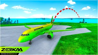 Flying The Shortest Commercial Flights In The World! (Microsoft Flight Simulator)