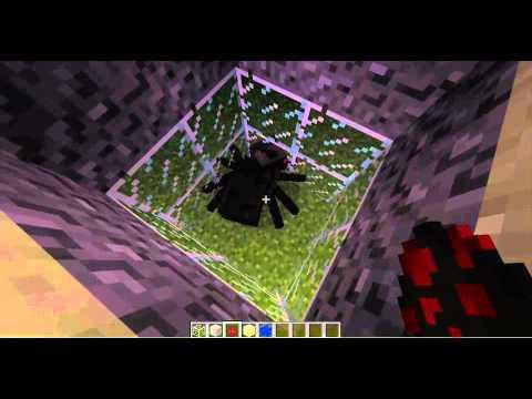 Minecraft - How to Make Traps - A Kid Friendly Showcase
