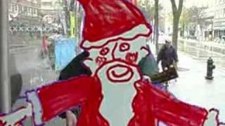 The Santa Claus Twist