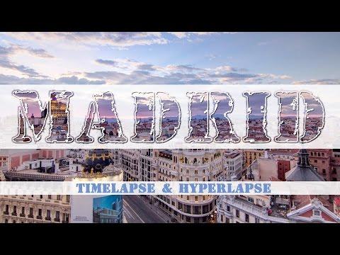 Madrid Şehir Turu
