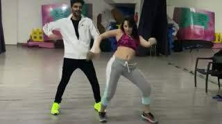 Naach Meri Rani (Viral Video) - Guru Randhawa ft. Nora Fatehi | Leaked Rehearsal before Song