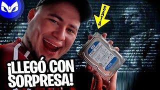 Comprando DISCO DURO en DEEP WEB Y LLEGA CON SORPRESAS
