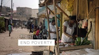 Fighting to End Poverty