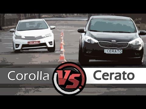 Kia  Cerato Седан класса C - тест-драйв 4