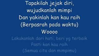 Bondan Prakoso & Fade 2 Black - WAKTU (Lirik)