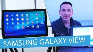 Samsung Galaxy View Review   18.4 Inch Tablet - Best Tablet 2016