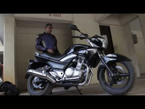 Suzuki Inazuma India First Ride Review