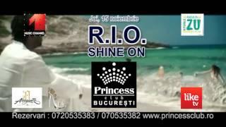 Promo RIO TONY T  PRINCESS CLUB