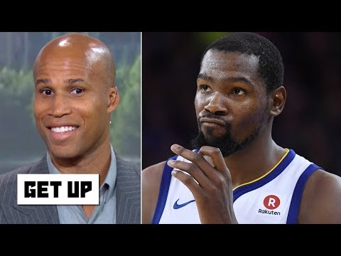 The Nets weren't as desperate as the Knicks to sign KD, Kyrie – Richard Jefferson | Get Up