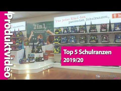 Top 5: Die besten Schulranzen der Saison 2019/2020