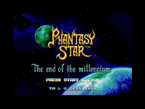 Phantasy star 4 ost - the end of the millennium