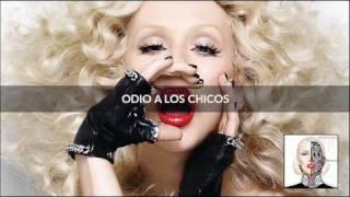 Christina Aguilera - I Hate Boys (Subtitulo Español)