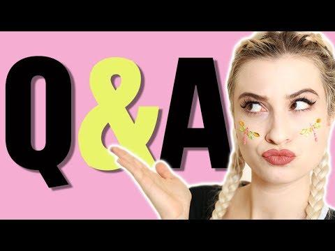 Mega rýchle Q&A - Ako sa stať slávnou?