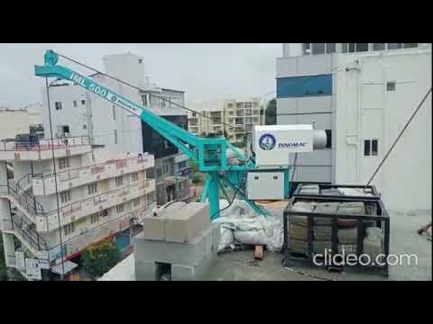 Innomac Construction Lift- 500