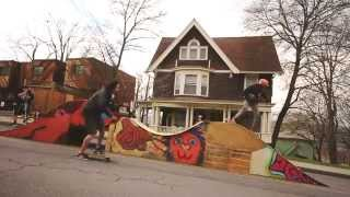 preview picture of video 'Comet Skateboards Ithaca Skate Jam with Original 2014'