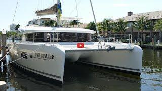 Used Sail Catamarans for Sale 2017 Lagoon 42