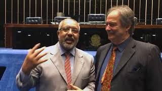 Senador Paulo Paim participará do 5ºEncontro Nacional dos Trabalhadores em Educação e Culturanos d